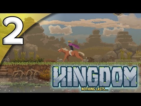 Kingdom: New Lands - 2. Economic Emergency - Let's Play King