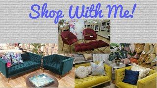Shop With Me | HomeGoods 💙💛 Go Bold or Go Home