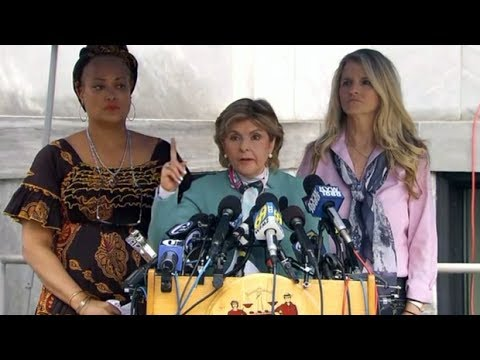 'It's too early to celebrate, Mr. Cosby': Gloria Allred