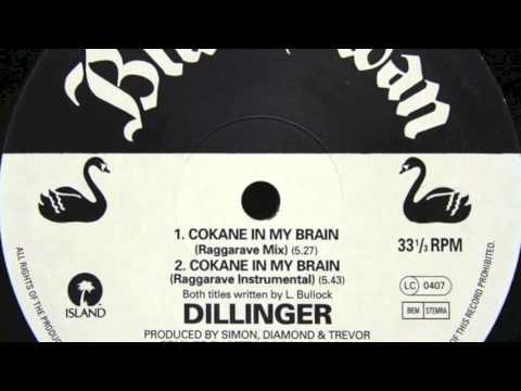 Dillinger  Cokane In My Brain Raggarave Mix 1992