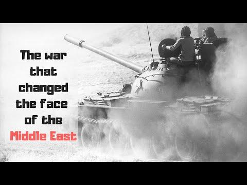 October/Yom Kippur War 1973