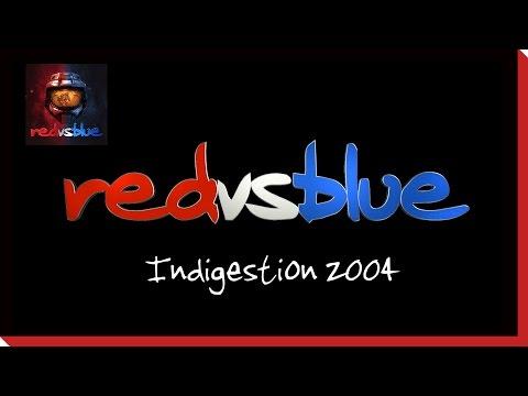 Season 3 - Indigestion 2004 PSA | Red vs. Blue