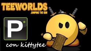 let's play teeworlds # 1 - рассказать и показать