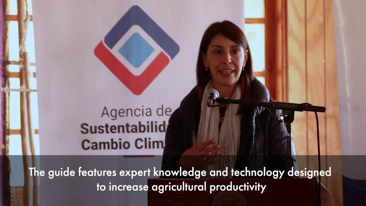 BIOFIN Chile - Agricultural Best Practices
