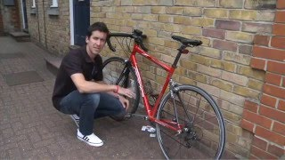 How to Mark and Protect your Bike from Theft with BikeRegister in Under 3 Minutes!
