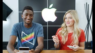 Naming the new iPhone X? Ask MKBHD V30! thumbnail