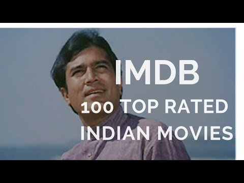 iMDB 100 Top Rated Indian Movies | Best Indian Movies of all Time