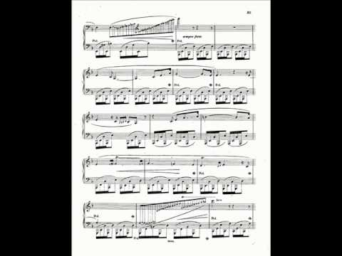 Ashkenazy plays Chopin Prelude Op. 28 No. 24 in D Minor