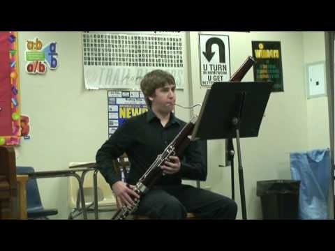 Solo & Ensemble 2010 Performance by Kyle