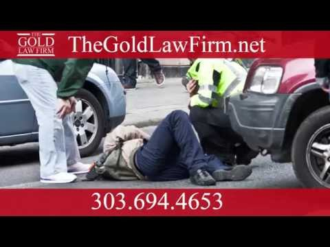 Pedestrian Accident Attorney | Denver Personal Injury Attorney Greg Gold