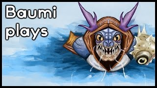 Dota 2 | FIGHTING OFF NONSENSE!! | Baumi plays Slark