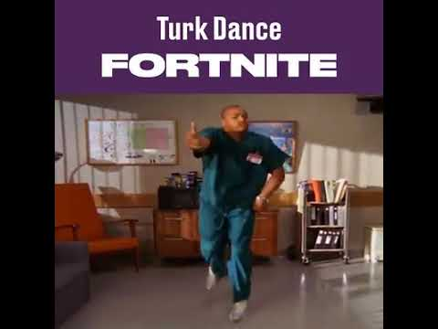 Turk Dance In Fortnite