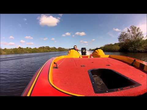 Alva River run with music