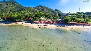 Видео обзор северной части пляжа Ламаи(, 2016-06-10T10:39:01.000Z)