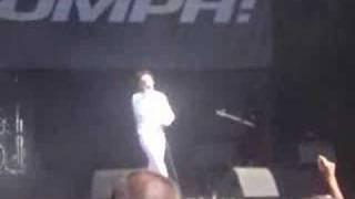 Oomph! - Wenn Du Weinst @ Dour Festival 2006