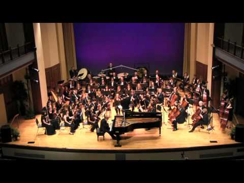 University of Richmond Symphony Orchestra: Rhapsody in Blue