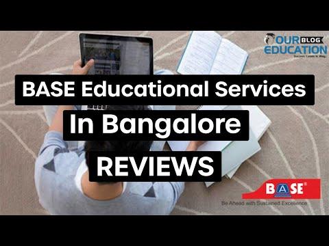 BASE Educational Services Bangalore REVIEWS