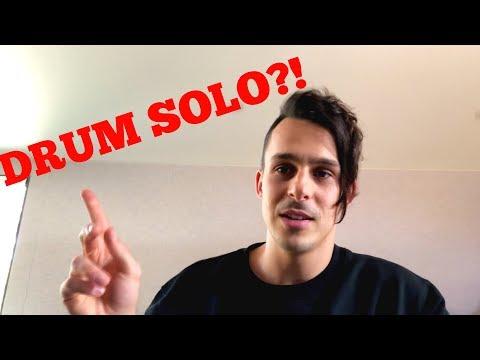 Drum Solo Explained  Matt McGuire Vlog