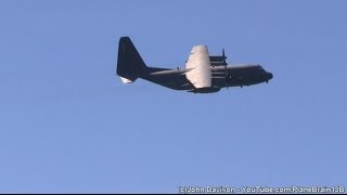 2014 Jones Beach Airshow - HC-130 Hercules (106th ARW - NY ANG)