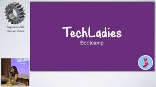 TechLadies Pre-Bootcamp Workshop #1: Designing a Web App with CSS/HTML