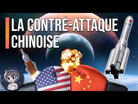 La Chine prend sa revanche dans l'Espace - Le Saviez Vous #9 - Le Journal de l'Espace