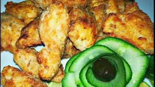 Рыба жареная    Вкусная рыба на сковороде