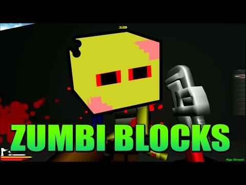 Jogos de Apocalipse Zumbi – Zumbi Blocks