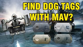 Using Mav And Pld To Find Battlefield 4 Final Stand Dog Tags