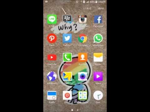 Tutorial Chat Personal Pada Aplikasi BBM