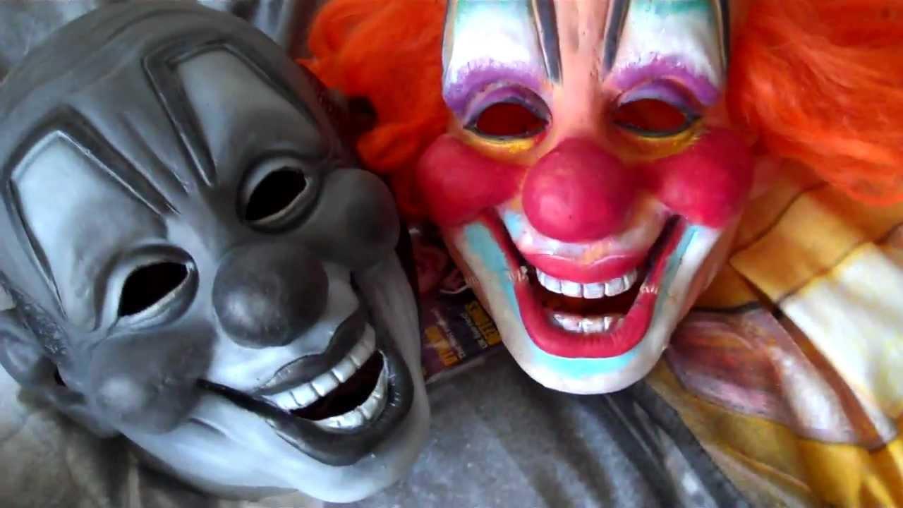 Shawn Crahan Mask Evolution