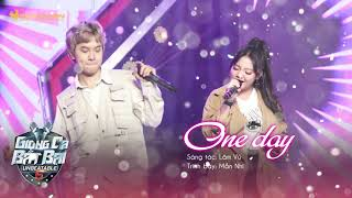 One Day | Audio Official | Giọng Ca Bất Bại