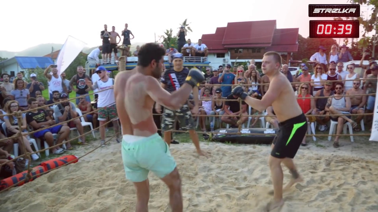 FATBOY from Russian vs Wild puncher !!!!