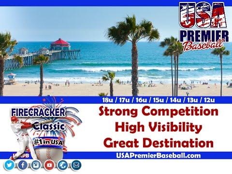#1 Firecracker Classic USA Premier Baseball Teaser