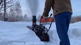 ОНЛАЙН ТРЕЙД.РУ  Обзор снегоуборщика бензинового PATRIOT PRO 650 PATRIOT PRO 650
