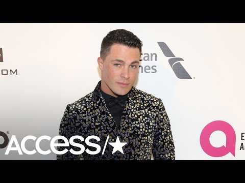 Colton Haynes Opens Up About Hitting Rock Bottom With Drug & Alcohol Addiction | Access