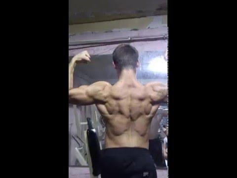 Неделя до старта.Пляжный бодибилдинг. Ростов-наДону.Motivation.gym.training.