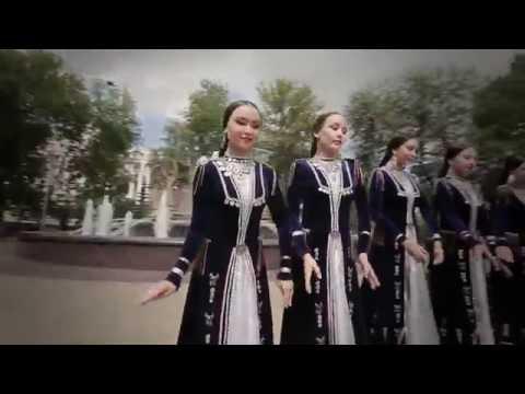 """Танцевальный коллектив """"Guzal-Dance"""". Танец """"Семь девушек"""""""