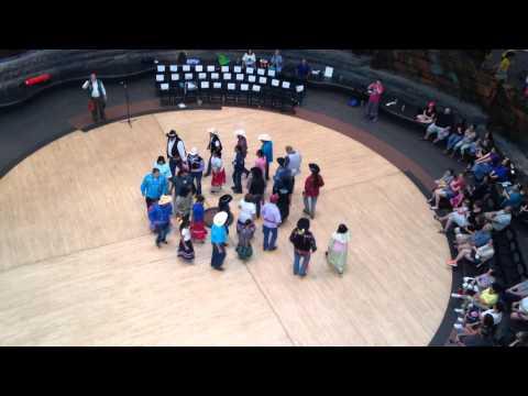 Shawnee dance