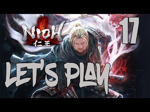 Nioh - Let's Play Part 17: Tachibana Muneshige
