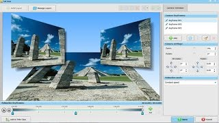 How to Make a 3D Slideshow