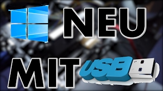 Windows 10 neu aufsetzen ohne CD | USB-Boot
