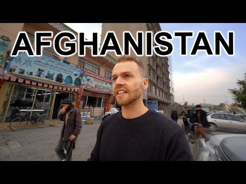 THIS IS AFGHANISTAN? (You Won't Believe it's Afghanistan)