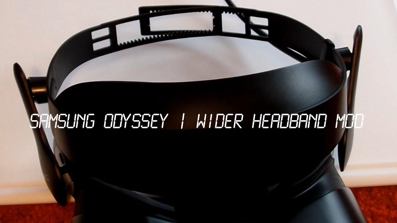 Samsung Odyssey wider headband - VR Headset