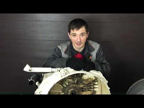Ремонт стиральной машины канди своими руками замена подшипника видео