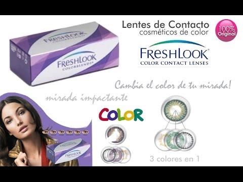 2d5fbe45aee23 Lentes de contacto Cosméticos FreshLook en colores - aPreciosdeRemate