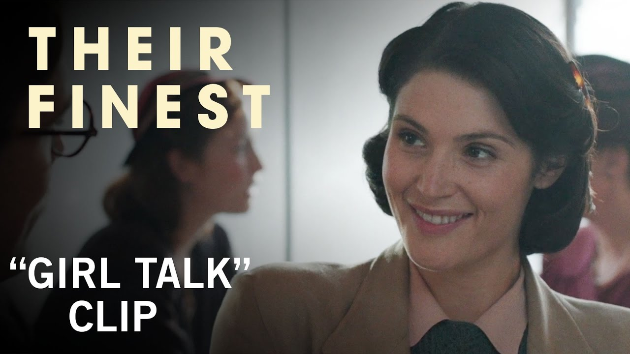 "Their Finest | ""Girl Talk"" Clip | Own it Now on Digital HD, Blu-ray™ & DVD"