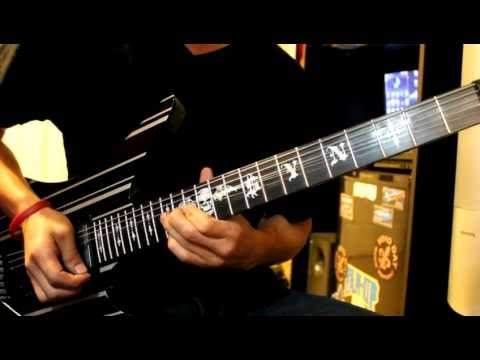Avenged Sevenfold - So Far Away (SYNYSTER GATES SUSTAINIAC) Guitar Cover