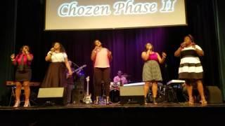 """Chozen Phase ll  """"Hallelujah Medley"""""""