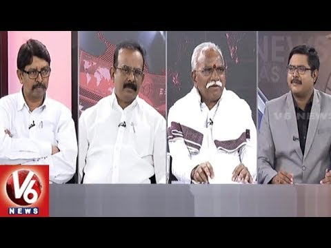 Special Debate On Police & Teachers Recruitment | Good Morning Telangana | V6 News