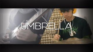 Umbrella - Vanilla Sky (Guitar & Drum Cover) | NB Fahrinadi feat. Shiddiq Fattah